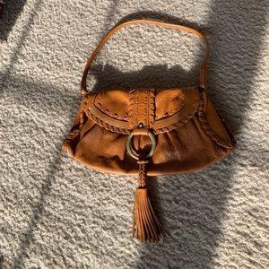 BCBG Leather Purse / Shoulder Bag